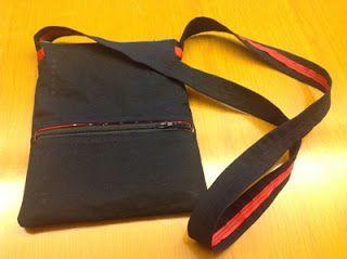 FTP - O Artesanato que Você Pode Fazer!: Capa para Notebook Feita de Jeans Reciclado