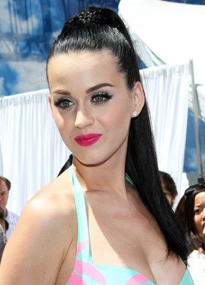 queue de cheval #ponytail #cheveux #hair #coiffure #star #kattyperry: