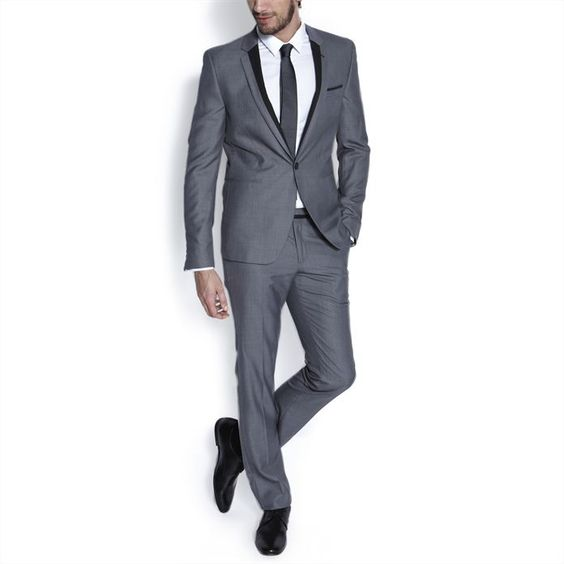 veste de costume slim gris clair homme la mode homme sur fashionable men 39 s suits