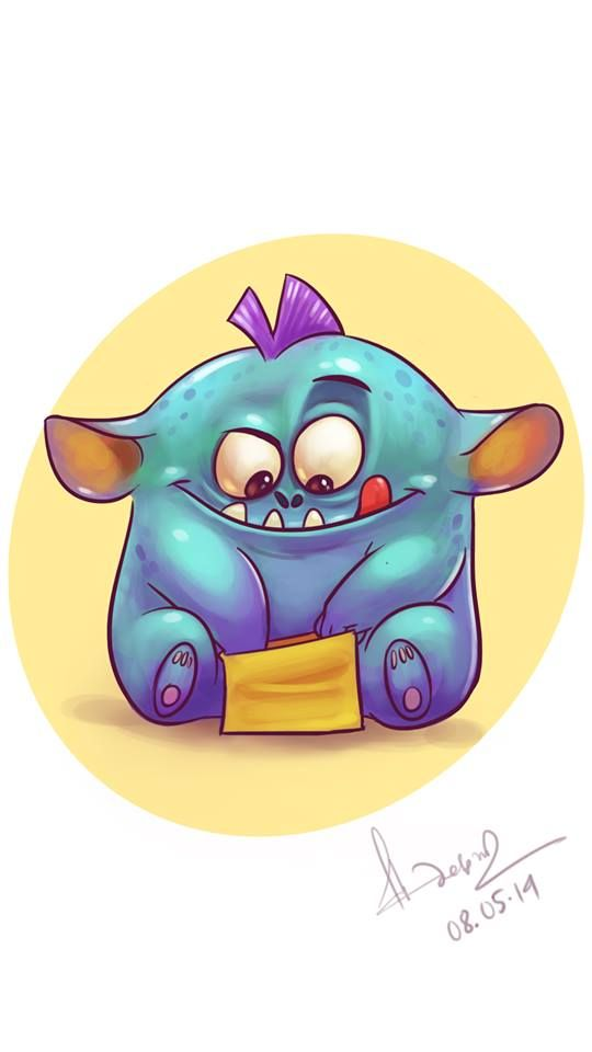 creature character design