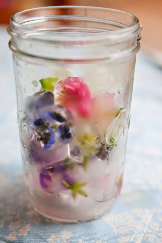 Floral Ice #summer #floral #tutorial
