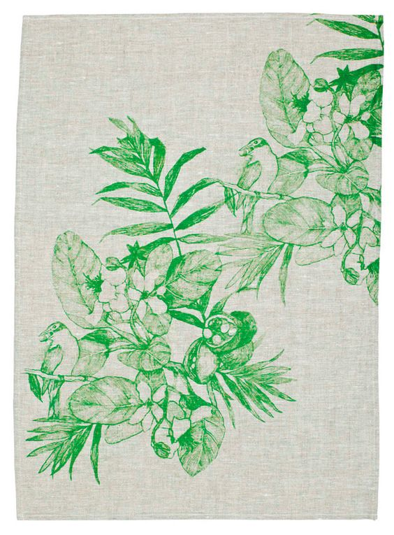 Daintree Tea Towel