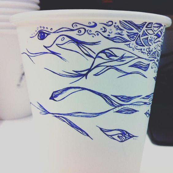 I've working on multiple projects again. Think its one of my bad habbits  but at least it gives me something to so when I feel like getting bored. More pictures will follow!  #coffeecup #talentedpeopleinc #artshelp #pendraw #inkwork #drawing #art #artist #penkingdom #artwork #artshelp #artsy #creative #creativeminds #inkheart #coffee #coffeetime by missbelovedarts