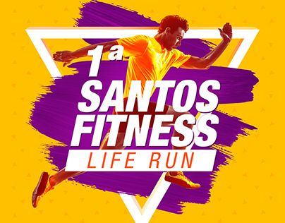 "Check out new work on my @Behance portfolio: ""Santos Fitness Life Run"" http://be.net/gallery/33424073/Santos-Fitness-Life-Run"