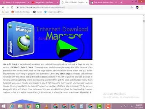 Internet download manager idm 7. 32 build 9 inc 32bit 64bit patch.