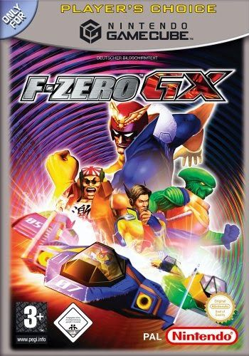 F-Zero GX | The Games Archiv
