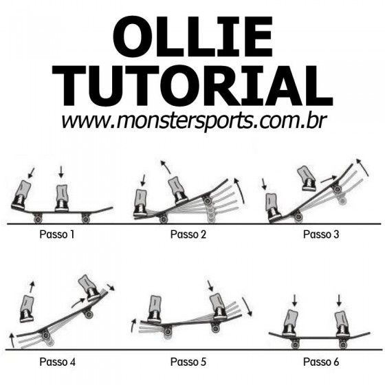 Como andar de Skate, Dicas!  http://www.monstersports.com.br/blog/como-andar-de-skate-dicas-para-comecar/