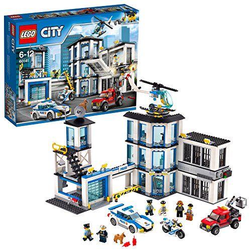 Lego City Police Station 60141 Lego Police Station Best Lego Sets Lego City