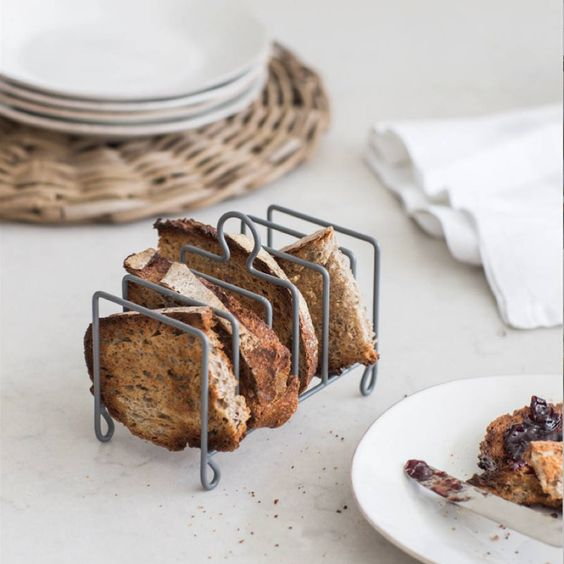 *Affiliate Pin saved from Not on the High Street  toast rack by all things brighton beautiful | notonthehighstreet.com