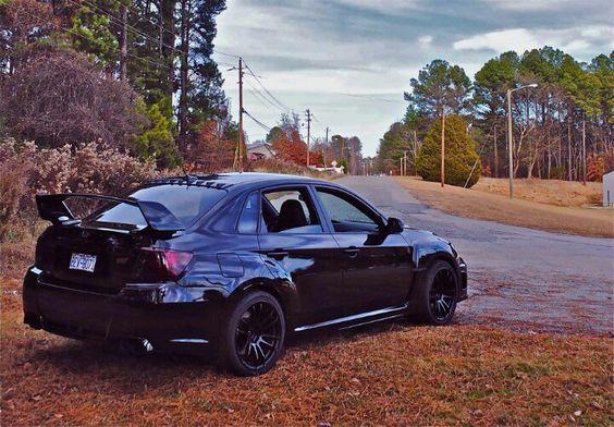Subaru Wilmington Nc >> Blacked out 2012 Sti | Ultimate Automotive | Pinterest | Cars, Black and Subaru
