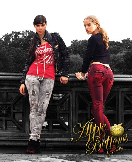apple bottom jeans nelly - Jean Yu Beauty