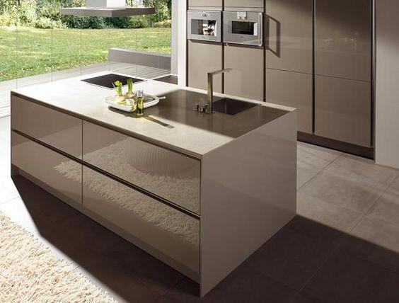 Arbeitsplatte für die Küche Die küche, Küche und Arbeitsplatte - k chenarbeitsplatten aus beton