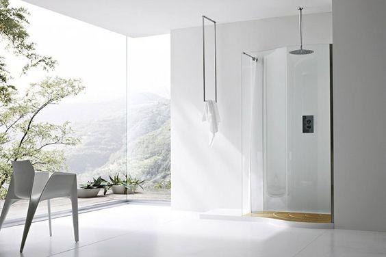 Remplacer sa baignoire par une douche, les avantages