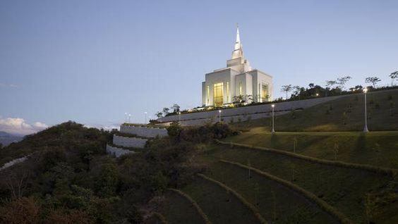 The Tegucigalpa Honduras Temple