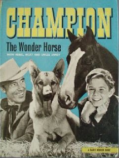 The Adventures of Champion is an American children's Western series that aired…