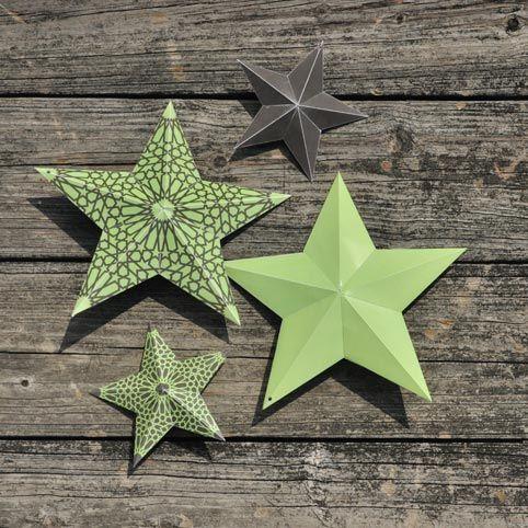 Free Ramadan star + banner printables from Sakina Design.