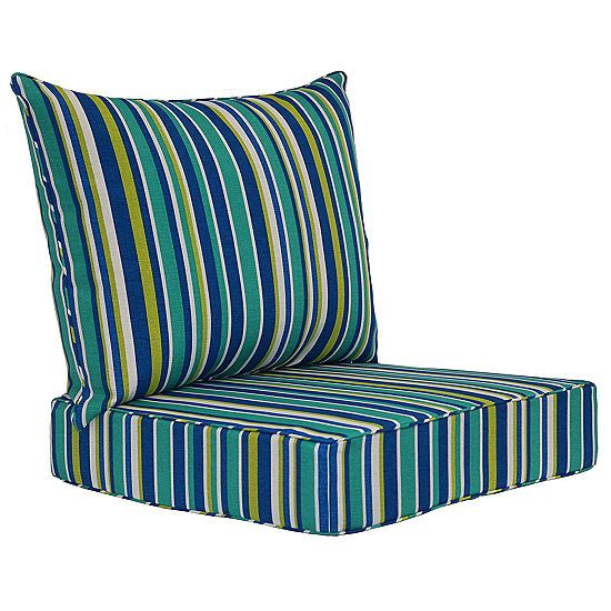 Outdoor Oasis Patio Deep Seat Cushion Set Jcpenney Deep Seat Cushions Deep Seating Outdoor Oasis Patio