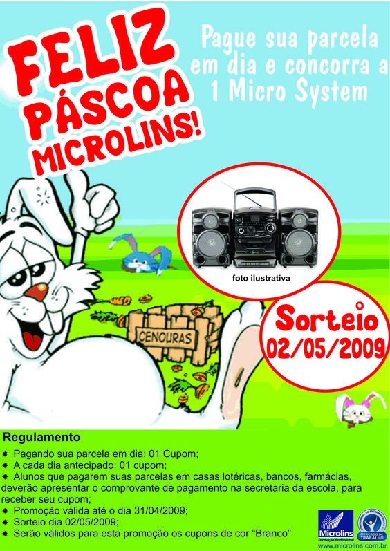 Arte Microlins Sete Lagoas
