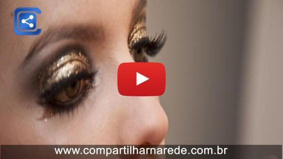 Maquiagem para o carnaval 2015
