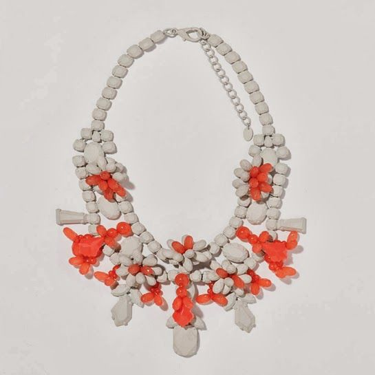 elyellafashion: Pantone colors for s/s 2014 #8: Celosia Orange