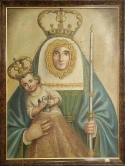 A História dos Santos: A Virgem da Candelária