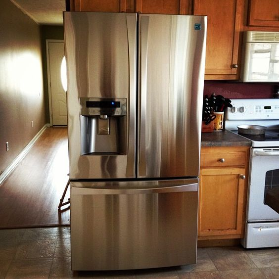 good Kenmore Elite Kitchen Appliances #6: Non Sponsored Review Of The Kenmore Elite 31 Cu Ft French Door .
