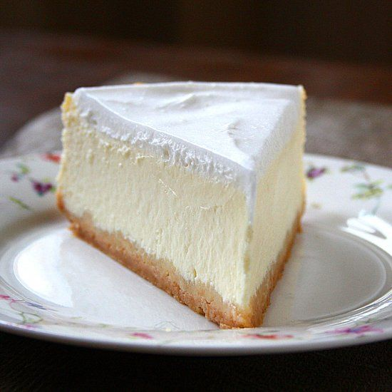 This Coconut Cheesecake made with cream of coconut has a perfectly creamy texture. And the frosting is TO DIE FOR. You must try this!