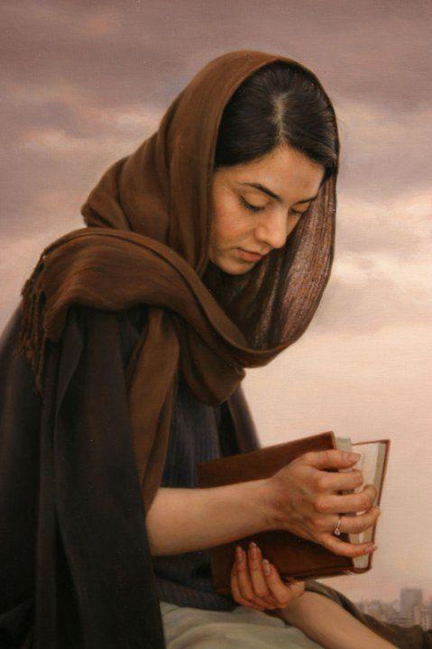 Iman Maleki painting: