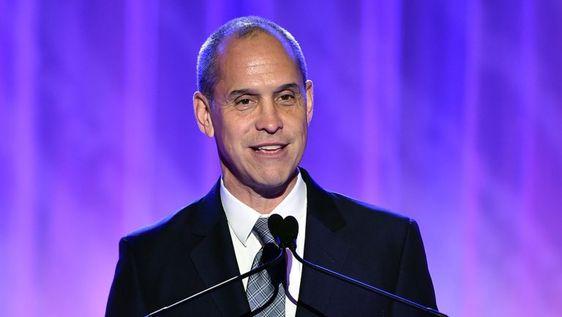 Nickelodeon's President Brian Robbins