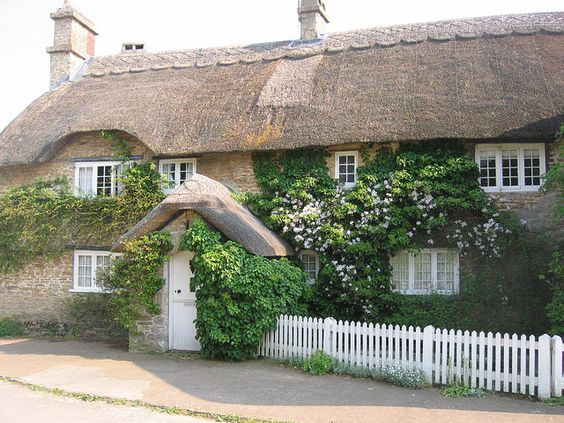 Thatched Cottage - Somerset