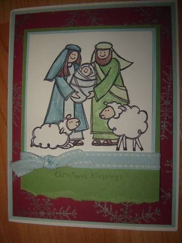 Simply Wonderful Nativity