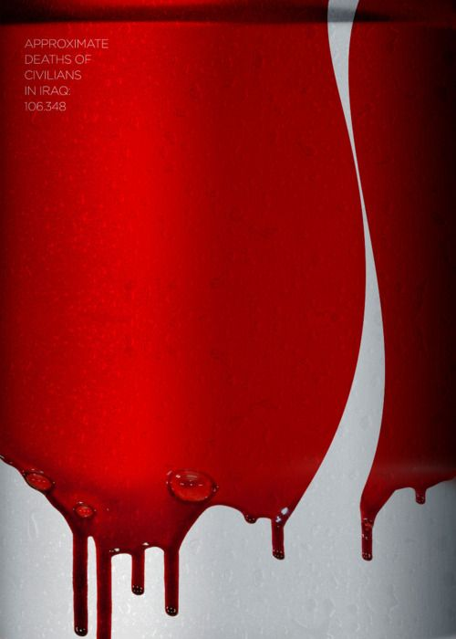 Blood - CocaCola