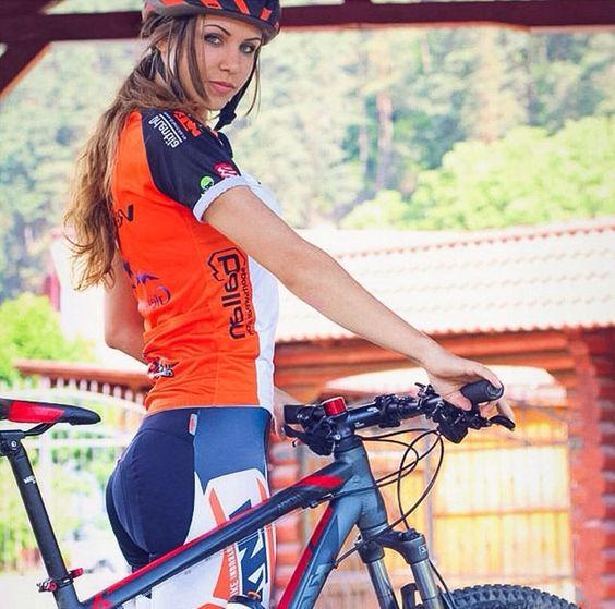 Mountain biking looks like fun