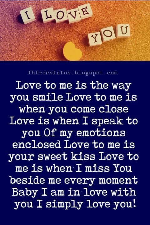 Sweet I Love You Messages : sweet, messages, Messages, Beautiful, Images, Text,, Messages,, Yourself