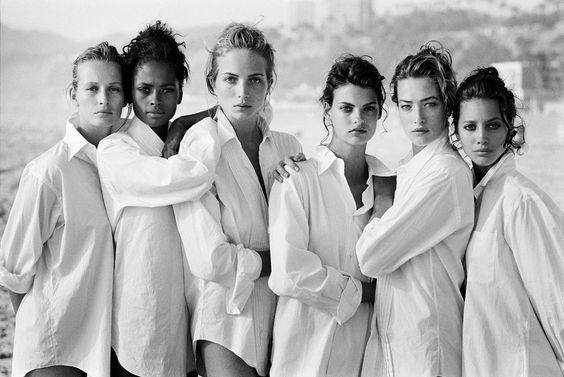 The photographer who created the supermodels talks to Tamsin Blanchard on the eve of his exhibition