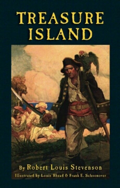 1991 Book Club Book - Treasure Island By Robert Louis Stevenson. To see this book in LCL catalogue click on the book cover.: