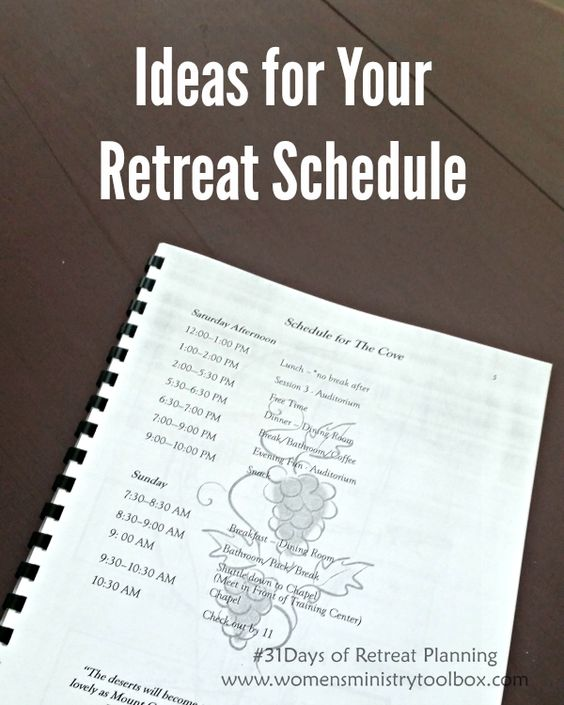 Craft Projects For Christian Women S Retreats
