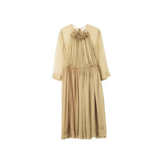 クロエ (CHLOÉ) - ドレス - 2144ファッションアイテムのカタログ検索 | VOGUE.COM ❤ liked on Polyvore