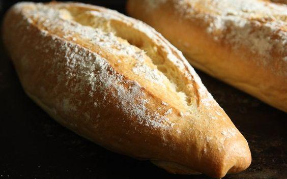 Pão português de Bacalhau