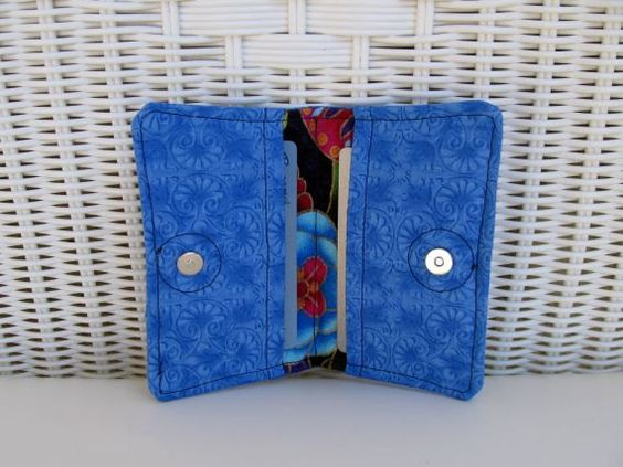 Gift Card Wallet / Card Holder / Card Wallet by KthysKreations, $8.50