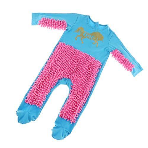 Smurfs Fantastic Baby Onesie Bodysuit Climb Clothes Romper For Infants