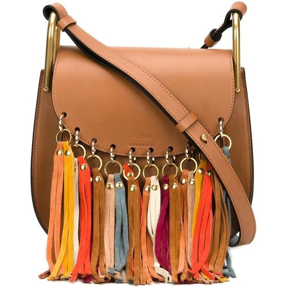 chloe multi-pocket shoulder bag