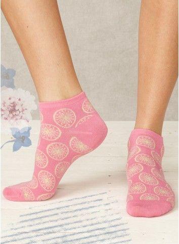 Citronella Ankle Socks (Summer '14) Braintree