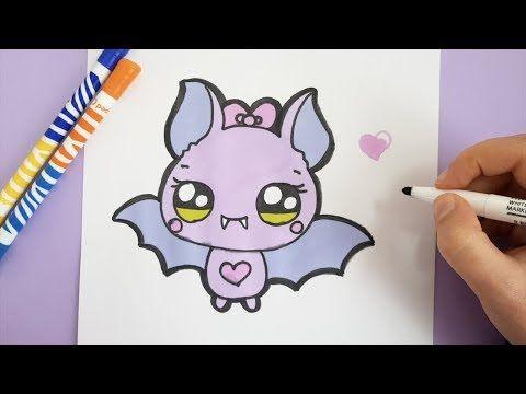 Ein Niedliches Einhorn Zeichnen Diy Einhorn Youtube Rose Drawing Cute Drawings Kawaii Halloween