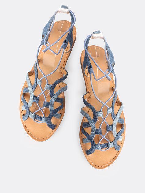 Stylish Flat Sandals