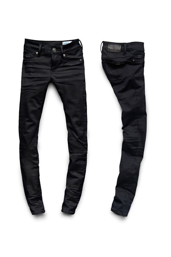3301 JEG SKINNY WMN G-Star Raw are my FAVORITE JEANS ON THE PLANET ...