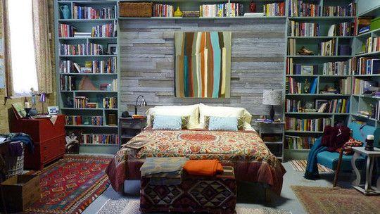 The Vow bedroom.