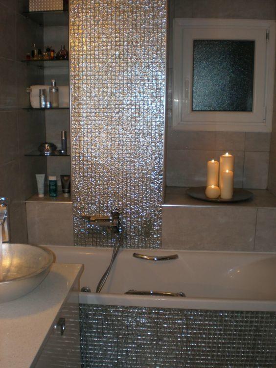 Badezimmer Ideen Mit Mosaik Badezimmer Mosaik Badezimmer Badezimmer Fliesen Ideen