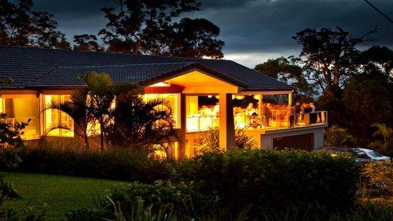 The Panorama Luxury Holiday Home, a Gold Coast Hinterland House | Stayz
