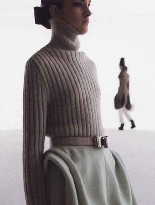 Flo Gennaro atLouis Vuitton Fall/Winter 2008